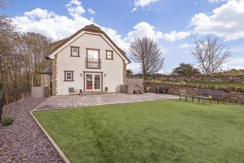Thatched Cottage, Murroes, Broughty Ferry. 4 bedroom cottage for sale