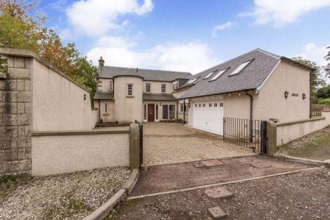 Graycliff, Panmurefield, Broughty Ferry. 4 bedroom detached house for sale