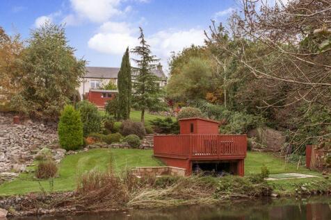 Graycliff, Panmurefield, Broughty Ferry. 4 bedroom detached house for sale