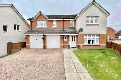 Challum Walk, Dundee. 5 bedroom detached house for sale