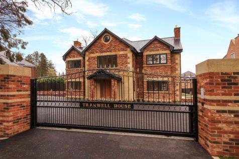 Tranwell Woods, Morpeth. 6 bedroom detached house for sale