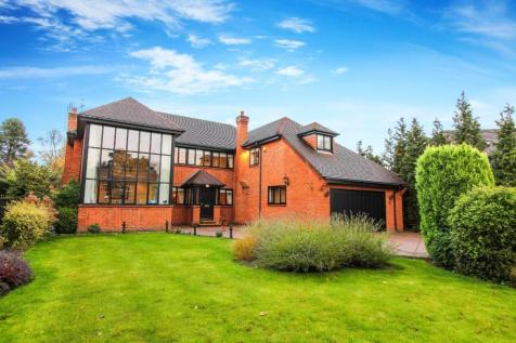 Greystoke Park, Newcastle Upon Tyne. 5 bedroom detached house for sale