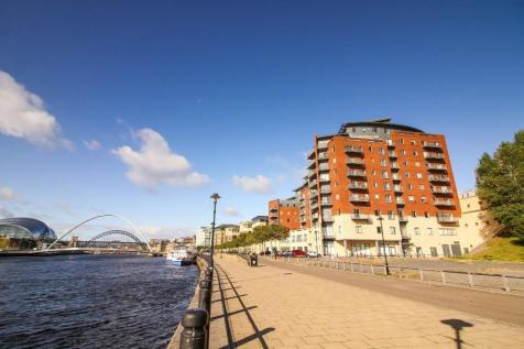 Quayside, Newcastle Upon Tyne. 2 bedroom flat for sale