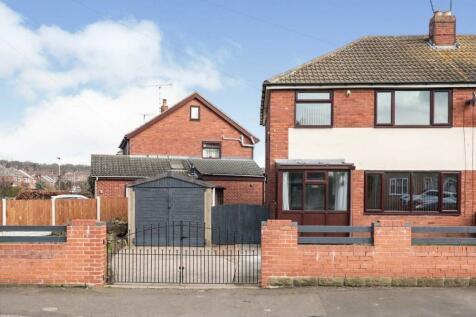 Rackford Road, North Anston, Sheffield, S25. 3 bedroom semi-detached house