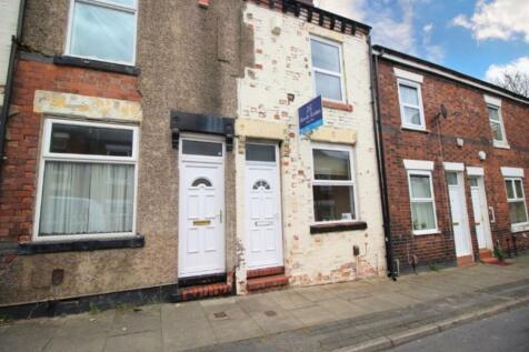 Denbigh Street, Stoke-On-Trent, ST1. 2 bedroom terraced house