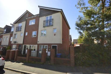 Brentleigh Way, Stoke-On-Trent, ST1. 4 bedroom semi-detached house
