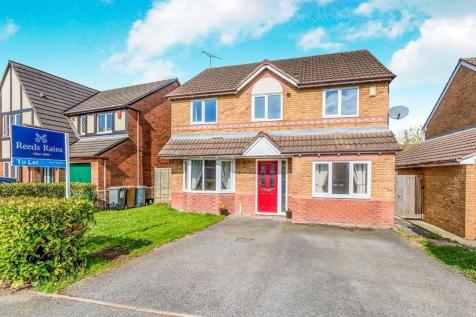 Elm Drive, Holmes Chapel, Crewe, CW4. 4 bedroom detached house