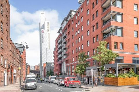Lower Ormond Street, Manchester, M1. 2 bedroom flat