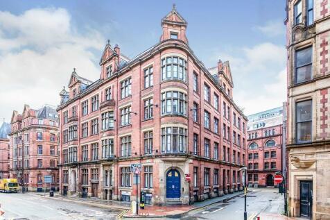 Princess Street, Manchester, M1. 2 bedroom flat