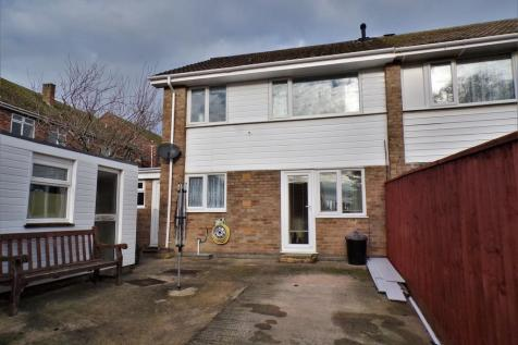 Summersby Close, Seaton. 3 bedroom semi-detached house for sale