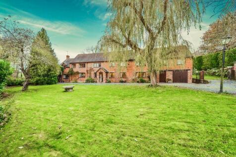 Ellerton, Newport, Shropshire. 6 bedroom detached house for sale