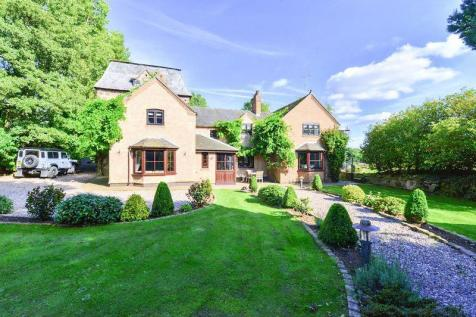 Hill Chorlton, Newcastle-Under-Lyme. 5 bedroom character property