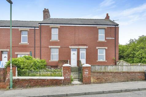 Ousterley Terrace, Stanley, DH9. 2 bedroom terraced house