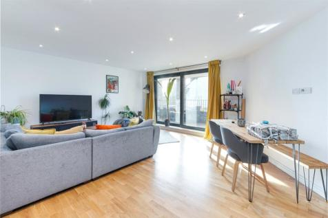 Prince Edward Road, Hackney Wick, London, E9. 2 bedroom apartment