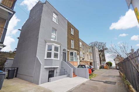 Cottage Road, Ramsgate, Kent. 3 bedroom end of terrace house