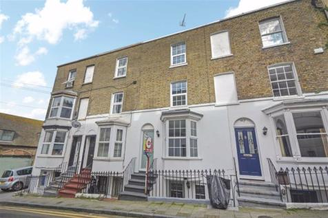 Abbots Hill, Ramsgate, Kent. 4 bedroom terraced house
