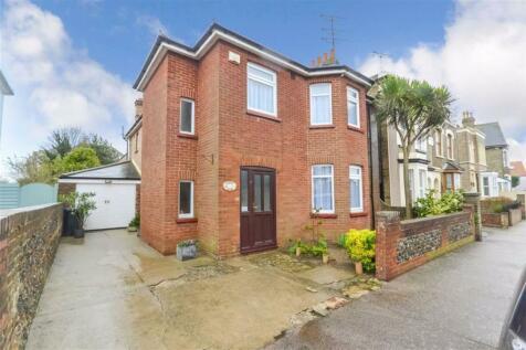 Queen Bertha Road, Ramsgate, Kent. 4 bedroom detached house