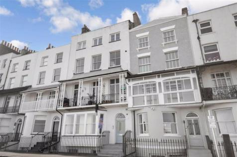 Paragon, Ramsgate, Kent. 6 bedroom terraced house