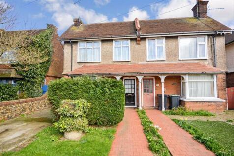 Dumpton Park Drive, Ramsgate, Kent. 4 bedroom semi-detached house