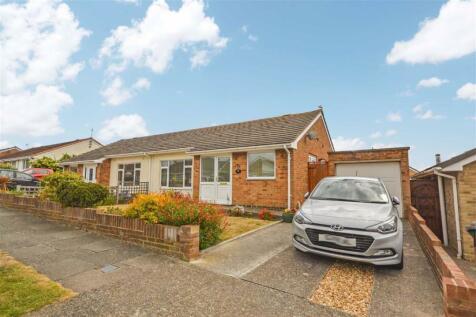 Borrowdale Avenue, Ramsgate, Kent. 2 bedroom semi-detached bungalow
