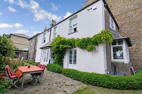 Royal Road, Ramsgate, Kent. 5 bedroom semi-detached house