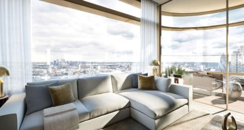 Principal Tower, Worship Street, EC2A 2BA. 3 bedroom apartment for sale