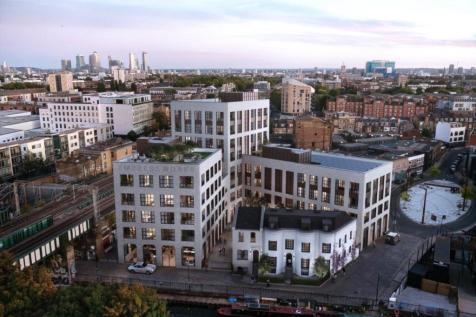 Empress Works, Corbridge Crescent, London, E2. 3 bedroom apartment for sale