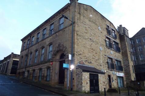 Apt 7 Delaunay House, 8 Burnett Street, Bradford, BD1 5BJ. 2 bedroom apartment