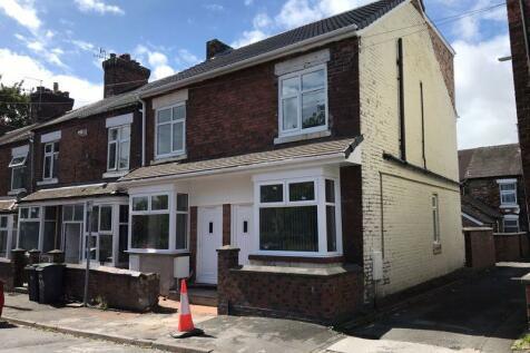 Chamberlain Street, Stoke-On-Trent. 4 bedroom terraced house
