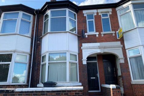 Boughey Road, Shelton, Stoke-On-Trent. 5 bedroom terraced house