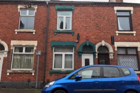 Crowther Street, Shelton, Stoke-On-Trent. 3 bedroom terraced house