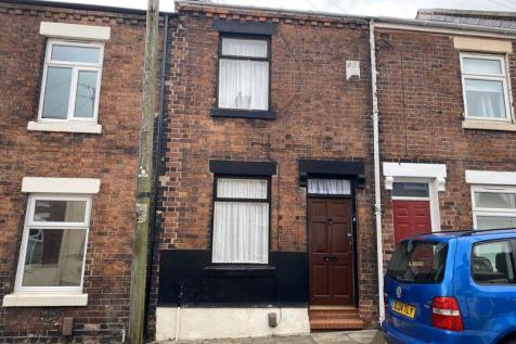 Lowther Street, Hanley, Stoke-On-Trent. 2 bedroom terraced house
