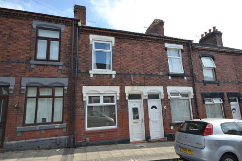 Homer Street, Hanley. 2 bedroom terraced house