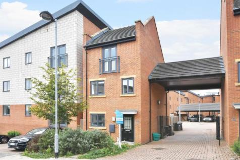 Caldon Quay, Hanley, Stoke-on-Trent. 3 bedroom detached house
