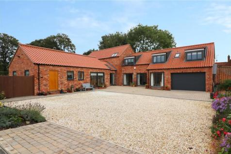 Main Street, Etton, Beverley. 4 bedroom barn conversion for sale