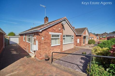 Gleneagles Crescent, Birches Head, Stoke-On-Trent. 2 bedroom detached bungalow