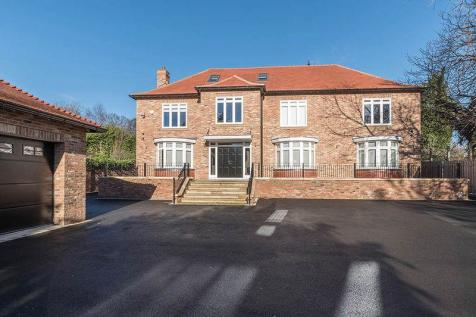 Glenariff, Melbury Road, Newcastle Upon Tyne. 6 bedroom detached house for sale