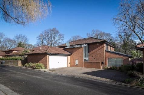 Lindisfarne Close, Jesmond, Newcastle upon Tyne. 4 bedroom detached house
