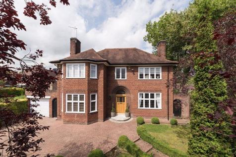Eslaforde, Castleton Grove, Jesmond, Newcastle upon Tyne. 4 bedroom detached house for sale