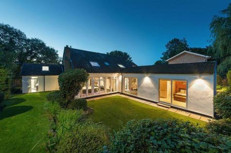 The Beeches, Whickham Park, Newcastle Upon Tyne. 5 bedroom detached house for sale