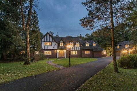 Gubeon Wood, Tranwell Woods, Morpeth. 5 bedroom detached house for sale