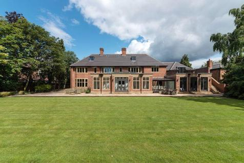 Jesmond Park West, Newcastle Upon Tyne. 5 bedroom detached house for sale