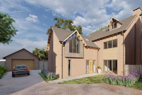 Detached Homes, Sycamore Square, Gosforth. 5 bedroom detached house for sale