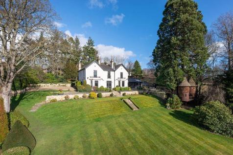 Springfield House, Spoutwell Lane, Corbridge. 6 bedroom detached house for sale