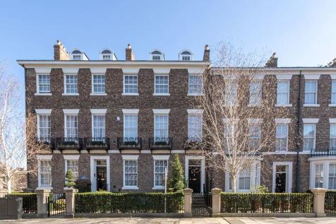 Carlton Terrace, Jesmond, Newcastle upon Tyne. 5 bedroom terraced house for sale