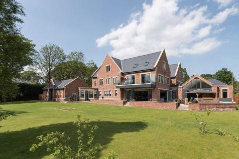 Tranwell Woods, Morpeth, Northumberland. 6 bedroom detached house for sale