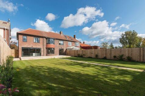 Kenton Road, Gosforth, Newcastle upon Tyne. 4 bedroom semi-detached house for sale