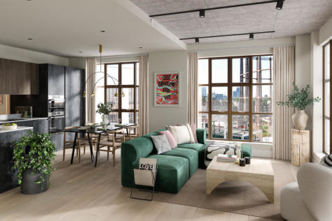 Empress Works, Bethnal Green E2. 3 bedroom apartment for sale