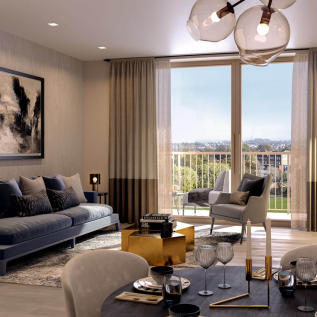 Park Place, London, NW6. 3 bedroom apartment for sale