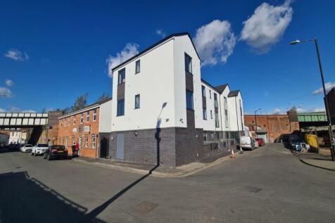 Court Street, Leamington Spa, CV31. 2 bedroom flat
